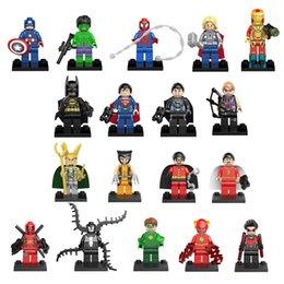 Canada Mini jouets de figurine d'action de construction, jouets éducatifs de blocs de construction pour les enfants, cadeau d'anniversaire, cadeau, prix pour les enfants Offre
