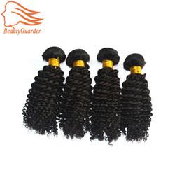 Argentina El pelo humano de Remy de la Virgen camboyana reparte el trapo rizado rizado 3pcs / lot 300gram color natural 16