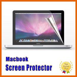 tela lcd de 12 polegadas Desconto HD Ultra Clear Screen Protector Filme Guarda Tampa LCD Para Macbook Air Retina Pro 11 12 13 15 polegadas com Pacotes de Varejo