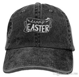 Happy Easter Day Бейсболки повседневные низкопрофильные Snapback шапки для мужчин от