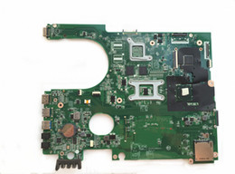 Wholesale inspiron laptop motherboards - High Quality MB 01040N CN-01040N For Dell Inspiron 5720 Laptop Motherboard DA0R09MB6H1 PGA989 N13P-GV-B-A2 DDR3 100% Tested