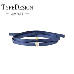 Canada TYPE JEWELRY Bracelet à broche bleue avec diamants en or et argent cheap ribbon bracelet diamonds Offre