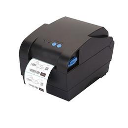 Wholesale Barcode Printer Thermal - high speed 127mm s USB port Barcode Label Printer sticker printer Thermal barcode bar code