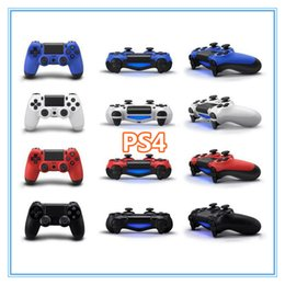 Wholesale wireless controller wholesale - PS4 Controller high quality wireless bluetooth Game controller for PS4 Controller 4 Joystick Gamepad for PS4 Console with retail box