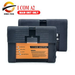 Wholesale icom a2 software - icom A2 B C main unit for bmw icom a2 no cable icom a2 head 2017 no software DHL Free
