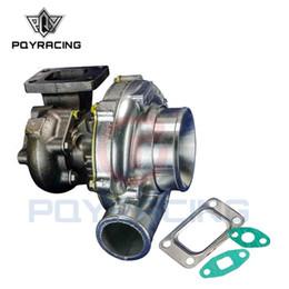 GT35 Turbocompresor A / R: .70 frío, .63 caliente, brida t3 Turbocompresor Potencia nominal: 300-500hp PQY-TURBO44 desde fabricantes