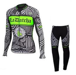 Tinkoff Saxo Bank establece camisetas de ciclismo de invierno térmica ropa de ciclismo de largo conjunto otoño MTB ropa de los hombres ropa de bicicleta de la bicicleta desde fabricantes