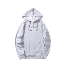 7f9bc8fb55fa Men s Oversized Pullover Hoodie Fashion Drop Shoulder Plain Designer Letter  Printed Hooded Sweatshirt Plus Size Tracksuits