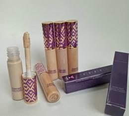 Wholesale foundation sand - Tape Contour Concealer 12 Colors Fair Light Light Medium Light Sand Medium Liquid Foundation Face Concealer Cream Free Shipping