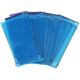 En iyi Kalite 3 M Için Önceden Kesilmiş Su Geçirmez Sticker Yapıştırıcı Tutkal iPhone 6 S 7G 7 ARTı 8G 8 Artı X LCD Ekran Ekran Kaset T ... nereden iphone kesimi tedarikçiler