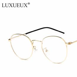 bb050b44f4 Trasparent 2018 New Retro Super Light Flat Mirror Fashion Eye Frame Glasses  Clear Lens Eyewear Unisex Plain Clear Eyeglasses