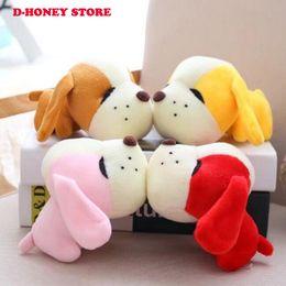 Boneca de brinquedo super fofa e fofa on-line-15 cm Cão De Pelúcia Brinquedos Boneca De Pelúcia Animal Bonito Brinquedo De Pelúcia Crianças Brinquedo para crianças super bonito cão pingentes