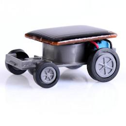 Wholesale Racer Cars - Wholesale- Solar Power Mini Toy Car Racer Educational Gadget W PTCT