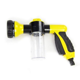 Wholesale Car Washing Foam Gun - Foam Water Gun Car Washer Water Gun High Pressure Car Wash Home Foam