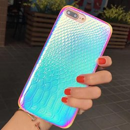 Canada Étui 3D Hologram Laser Snake Skin Bling Glitter pour iPhone X XS MAX XR 8 8P 7 plus 6 s 6 s plus 6 plus 7plus Housse Coque Nouveau Cool Offre