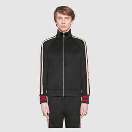 Wholesale Asian Fashion Designers - 2018 brand designer Men jogging suits medusa printed shark hoodies sweatshirt slim fit tracksuits for men jacket sportswear Asian size 4XL