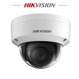 camera ds Promo Codes - Hikvision Hik Original International H.265 IP Camera DS-2CD2155FWD-IS 5MP Dome Security Camera WDR IP67 POE Support Audio Alarm