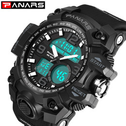 2019 спортивные часы G Style Sports Watches Men Waterproof Digital Wrist Watches Male Clock Watch For Men LED Electronic Wristwatches Outdoor Running дешево спортивные часы