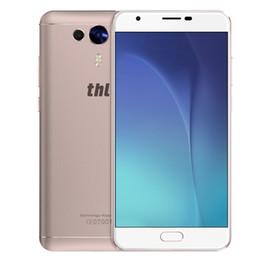 Wholesale Indonesia Stock - Original THL Knight 1 5.5 Inch HD Screen 4G Smartphones MTK6750T Octa core Android 7.0 3GB RAM 32GB ROM 3100mAh In Stock Phone