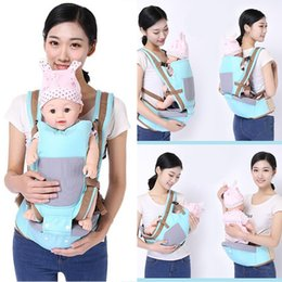 Wholesale Baby Poly - Baby Carrier sling Breathable baby kangaroo hipseat backpacks & carriers Multifunction Stool sling