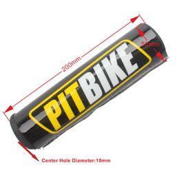 Wholesale pit quad bike - New Rou'n'd Handlebar bar Pads PIT BIKE 200mm long For Dirt Pit Bikes ATV Quad Handle Bar Parts