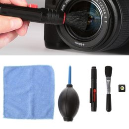 Wholesale Screen Cleaner Computer - SIV 5 In 1 Camera Phone Computer Digital Products Screen Care Cleaning Partner Set