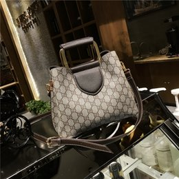 Wholesale Elegant Checks - Brand Designer Handbags High Quality Shoulder Bags Women Square Pink Tote Bag Female Elegant Soft Crossbody Messenger Bag