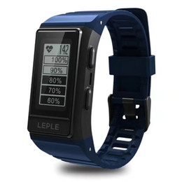 Wholesale Tracker Speed - Bluetooth GPS Wristband Sports Bracelet S909 Smartwatch Heart Rate Monitor Fitness Tracker Temperature Height Pace Speed