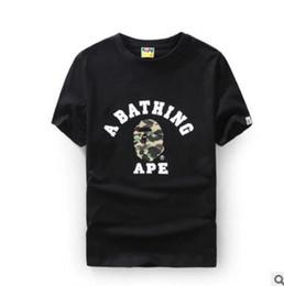 2018 Nuevo diseño para hombre camiseta marca aviador traje de bolsillo de secado rápido casual de manga corta para hombres y mujeres amantes T-shir desde fabricantes