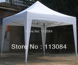 Wholesale Event Outdoor Tent - Free shipping ! Promoted high quality aluminum frame 2m x 2m awning, folding marquee tent, wedding gazebo for outdoor events