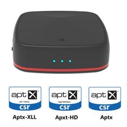 Aptx-hd Bluetooth 5.0 Audio Transmitter Empfänger CSR8675 Aptx HD Adapter Optischer Toslink / 3,5 mm AUX / SPDIF für Auto-TV-Kopfhörer Heimkino von Fabrikanten