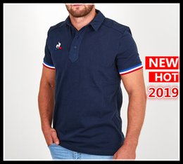França 2019 Rugby Jerseys camisa 18 19 França equipe nacional Liga camisa Lazer camisa esportiva S-3XL de