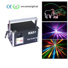 Wholesale laser light show system - 40000mw full color Laser light  Laser light projector stage laser show system with ILDA interface