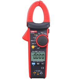 2019 medidor de grampo rms Uni-T UT216A / UT216B / UT216C 600A True RMS Digital Clamp Meters; Amperímetro digital, resistor / capacitor / frequência / nvv teste medidor de grampo rms barato