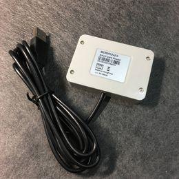 módulo leitor rfid Desconto Leitor de cartão Sim e Escritor Cartão Smart Reader Card com Cabo USB para todos os inteligentes sim Dongle MCR3512