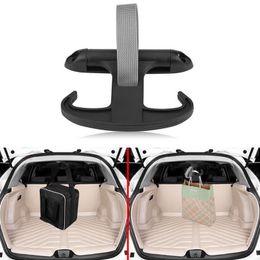 Wholesale Volkswagen Bag - Car Auto Cargo Trunk Bag Hook Hanger Organizer Holder Plastic For VW Jetta Volkswagen Black Fashion EEA215