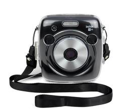 2019 кристаллические камеры Fujifilm Instax Square SQ10 Camera Crystal Case прозрачный ремешок сумка протектор мгновенный фильм камеры Shell обложка дешево кристаллические камеры