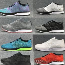 95d5a5b98c6 2018 Men Women Casual Racer Blueberry Pistachio Lavender Running Shoes  Lightweight Breathable Walking Sports Shoes Sneaker Size eur36-44 on sale
