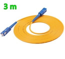 3M - Cordon de raccordement pour câble optique en fibre optique LSZH de 2,0 mm à simple mode G652d SC-SC ? partir de fabricateur