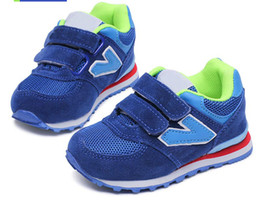 a1e921123acab esportes amortecedores Desconto Calçados esportivos para crianças 2019  primavera nova moda crianças sapatilhas atacado coreano homens