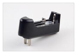 cargador sony vtc4 Rebajas Universal 18650 18350 18490 Cargador de batería recargable para Sony VTC3 VTC4 VTC5 30A Samsung LG 18650 MNKE 26650 batería 30A