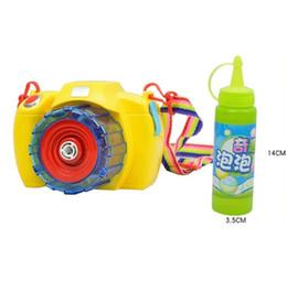 brinquedo de bolhas soprando por atacado Desconto N elétrica bolha câmera brinquedos Bolhas de sopro com luz música bolha elétrica arma de brinquedo para crianças crianças brinquedos atacado