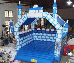 Wholesale Park Playing - Amusement park PVC inflatable trampoline on sale