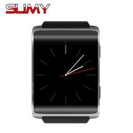 2019 jugar relojes Slimy Smart Watch Android 6.0 Smartwatch 4G LTE Soporte de red Wifi GPS Google Play Store Mapa Smartwatch Teléfono jugar relojes baratos