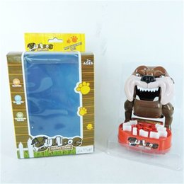 Wholesale Dog Toys Bite - Tooth Extraction Dog Toys Bite Finger Interest Look Out Fierce Desktop Game Parenting Plastic Child Kid Gift 11 5jg V