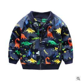 Wholesale 5t Boys Winter Coat - Brand Children's Clothes Little Boy's Jackets Coats Printed Camo Jacket Kid's Spring Dust Coat Windbreak Jacket Hoodies For Sale