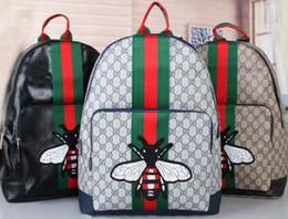 weiße buchtasche Rabatt Marke Mode Rucksack Frauen Umhängetaschen Studenten Satchels Bag Klassische Leinwand Rucksäcke Studenten Schultasche Schultaschen kostenloser versand