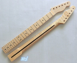 Wholesale Guitar Neck Style - Electric Guitar Neck Tigrina entirety Maple 21 Fret for fender TELE style