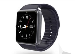 Емкостные часы онлайн-Шагомер gt08 smart watch мобильный телефон камеры часы и мониторинг сна, емкостный сенсорный экран Android Bluetooth смарт-карты часы intell