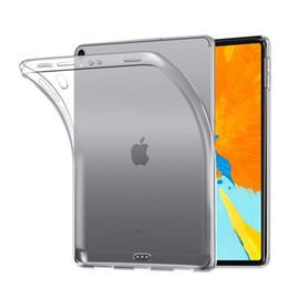 "2019 guia de cores da tabuleta Para a Apple Ipad Pro 11"" caso tablet 12.9''transparent e frete grátis Ipad min 1 2 3 4 9.7 10.5 caso"
